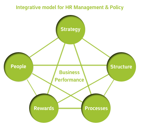Human resources diversity strategy